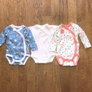 Asher and Olivia Set of Bodysuits